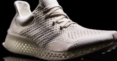Schuhe mit recyceltem Plastikmüll
