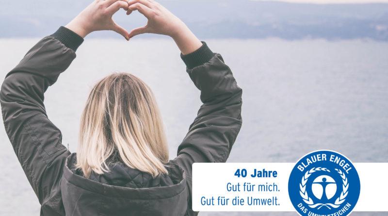 Das Umweltzeichen Blauer Engel ist nun auch auf umweltfreundlichen Mehrwegbechern zu finden packaging-360
