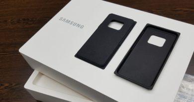 samsung wiill auf plastikverpackung, unter anderem für Smartphones, verzi