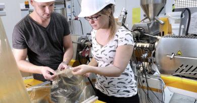 circular packaging für recycling von kunststoffverpackungen, fraunhofer institut