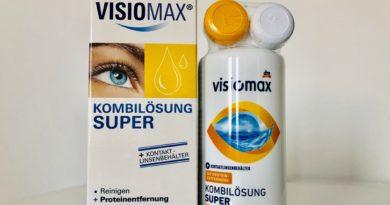 Kontaktlinsenbehälter visiomax der dm-drogerie als höfliche verpackung ausgezeichnet