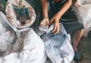 Discarded rubbish is turned into currency