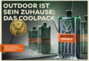 Jägermeister with cool packaging