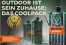 Jägermeister mit cooler Verpackung