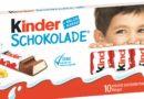 Ein neues Gesicht auf der Verpackung der Kinder Schokolade von Ferrero packaging360