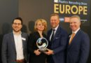 Winners of the Plastics Recycling Awards Europe