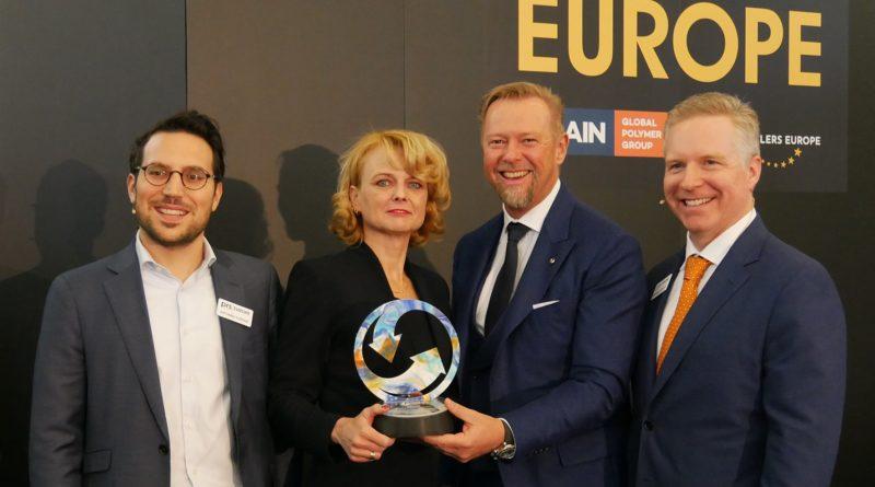 Interseroh und EREMA gewinnen Plastics Recycling Awards Europe