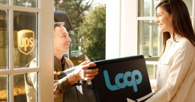 Loop ist ein neues Modell in der Verpackungslogistik