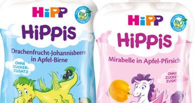 Unternehmen Hipp will seine Babynahrung-Verpackung plastikfrei machen