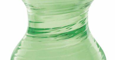 Lidl hat eine Wasserfalsche aus 100 Prozent Rezyklat