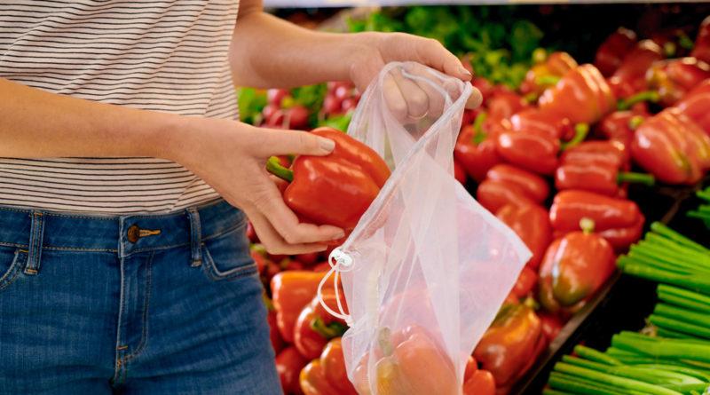 Aldi schafft kostenlosen Plastikbeutel für Obst und Gemüse ab