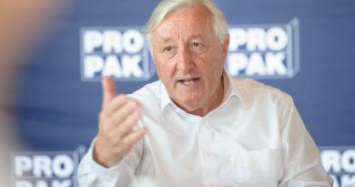 Propak in Österreich vertritt die Hersteller von Papier und Karton