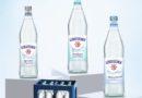 Gerolsteiner führt individuelle 0,75-Liter-Glasflasche ein