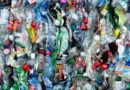 Only a fraction of plastic is recycled