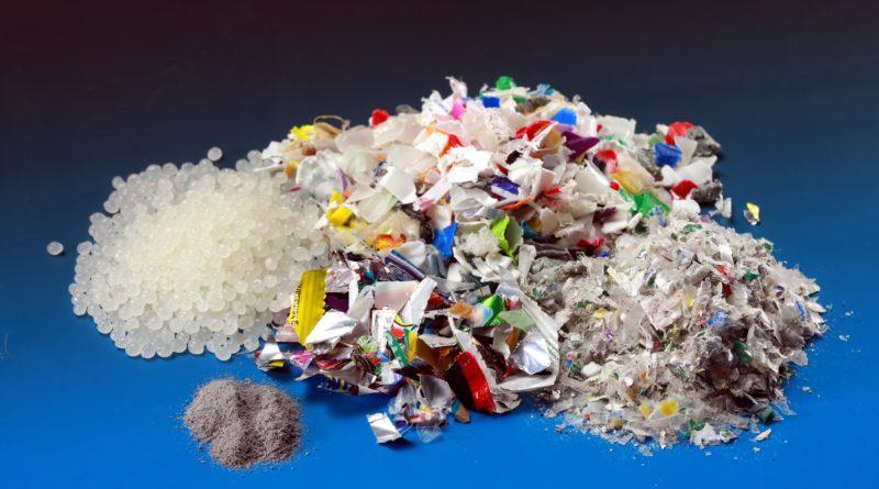 Dekomination im Recycling