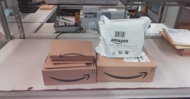 Return without packaging and label