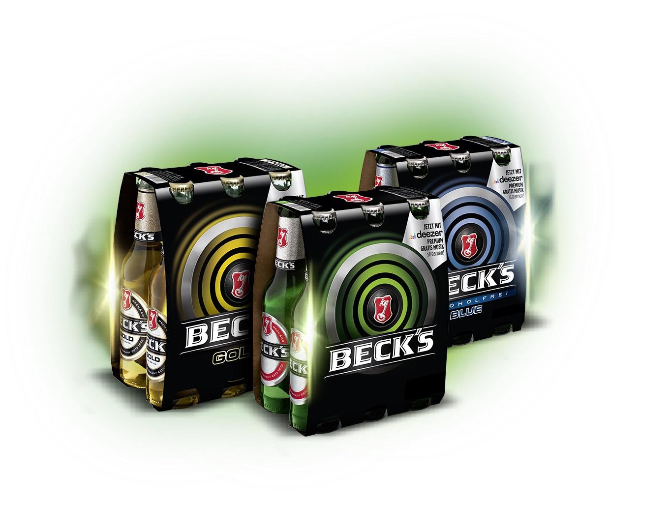 Becks Gewinnspiel