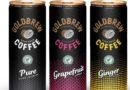 Sprudelnder Kaffee in der Dose