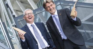 Die Preisträger des Europäischen Erfinderpreises 2019