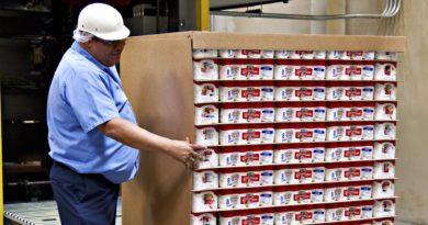 Nestle milch-Blockchain