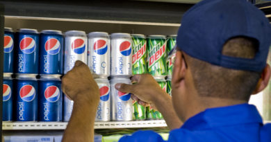 pepsi-dose: Das Untermehmen PespsiCo will auch Wasser in Dosen verkaufen