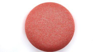 Google home mini lautsprecher