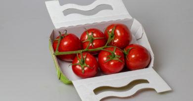 Gemüse Reichenau hat neue Verpackungen für Tomaten