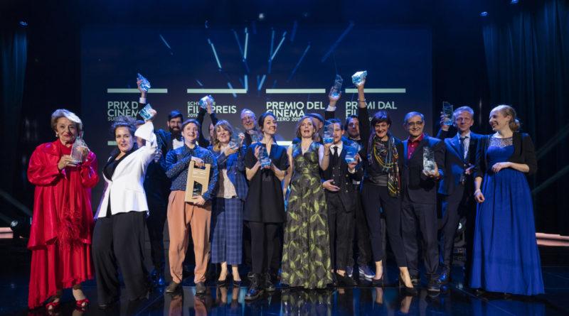 Für die Macher der Verpackung des Schweizer Filmpreises gab es den Red Dot Award