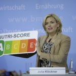 Klöckner to introduce Nutri-Score-Labelling