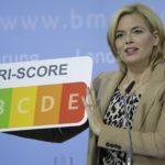 Klöckner will Nutri-Score-Kennzeichnung einführen