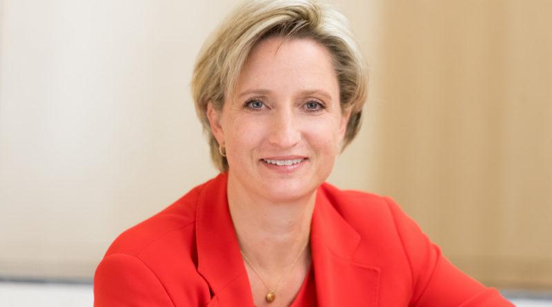 Wirtschaftsministerin Dr. Nicole Hoffmeister-Kraut, Baden-Württemberg