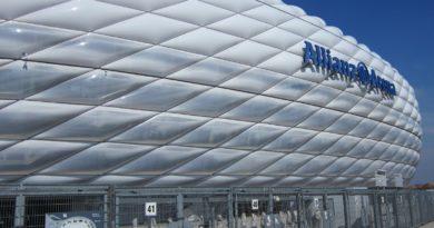 Allianzarena München hat Mehrwegbecher