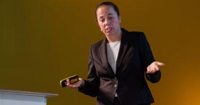 Mara Hancker ist neue KI-Geschäftsführerin