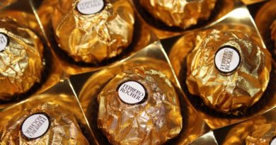 Ferrero kündigt neue Verpackungsziele an