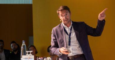 Gian de Belder, Verpackungsexperte von Procter and Gamble
