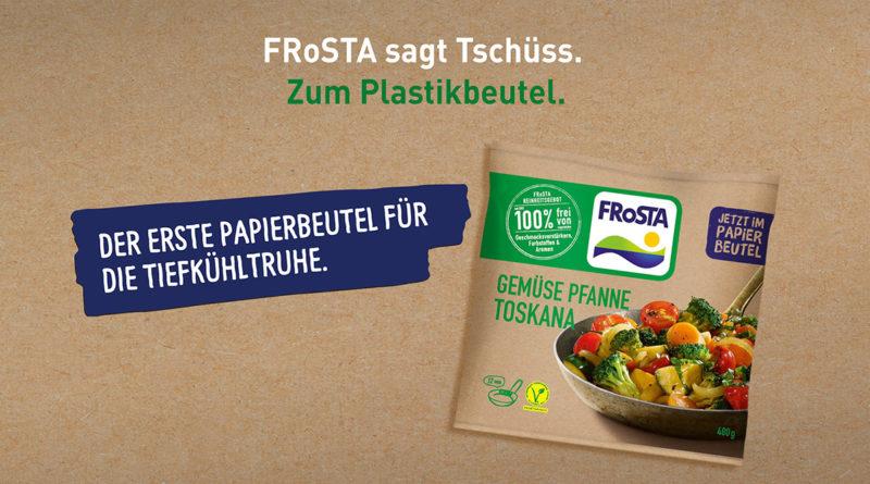 Frosta schafft Plastikbeutel ab