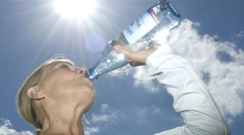 Mineralwasser aus der Flasche oder aus der Leitung'? Das wird auch ein Thema der Braubveviale sein