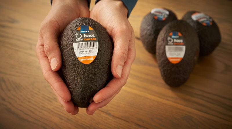 Bei Edeka und Netto gibt es Avocados mit der essbaren Schutzschicht von Apeel