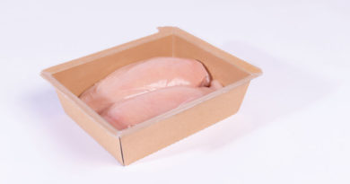 Geflügellieferant Claus reduziert Plastikverpackungen