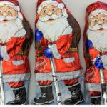 Mehr Schoko-Weihnachtsmänner im Handel