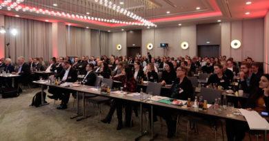 130 Teilnehmer kamen zum Packaging360°-Kongress der dfv Mediengruppe und FachPack nach Frankfurt