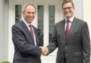 Reingen wird verabschiedet und Bernoth als sein Nachfolger beim BDSI berufen