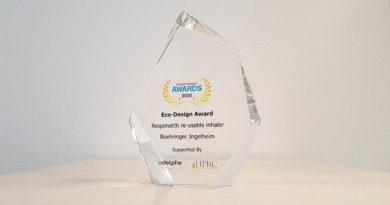 Boehringer Ingelheim inhaler wins Eco Design Award 2020