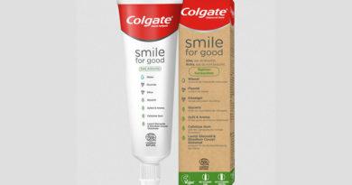 Colgate bringt die erste recycelbare Zahncremetube auf den Markt