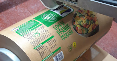 Trend zur Papierverpackung in Tiefkühlbranche angekommen