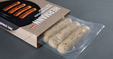 Neuberger reduces plastic content in packaging by 80 percent