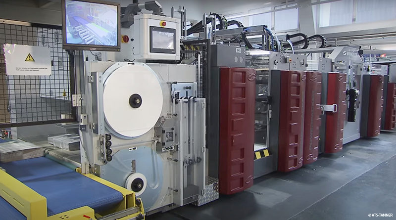 Fully automatic banding machine from ATS Tanner
