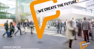 Fachpack goes with the slogan We create the future new ways