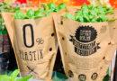 Rewe startet Pilotprojekt mit plastikfrei verpackten Basilikumtöpfen
