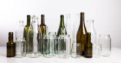 Glasverpackung ist bei Verbrauchern sehr gefragt